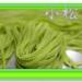 自然栽培畑で採れた小松菜を使ったパスタ