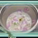 バラの花びらで豆乳ヨーグルトをつくる
